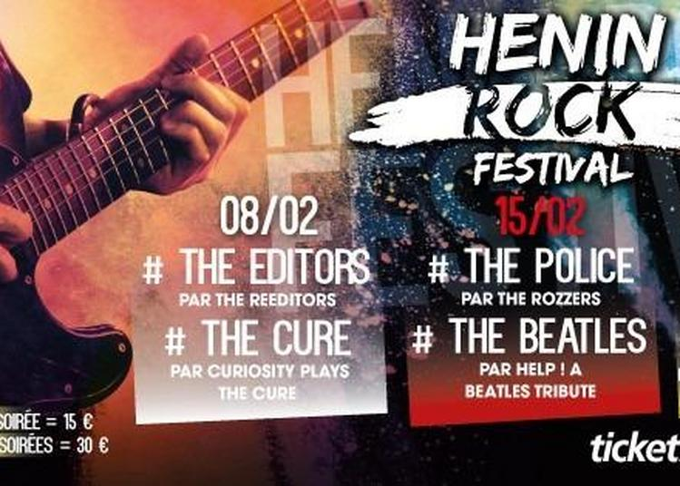 Henin Rock Festival - Pass 1 Jour à Henin Beaumont
