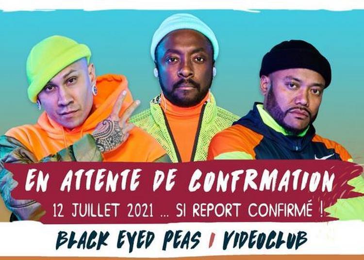 Black Eyed Peas / Videoclub à Saint Malo du Bois
