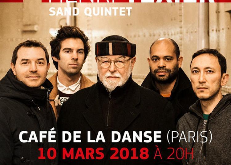 Henri Texier Sand Quintet à Paris 11ème