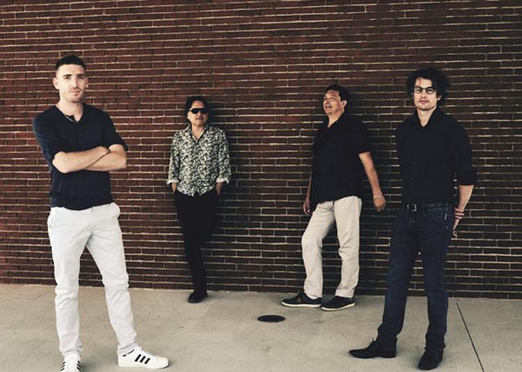 Henrik Andre Quartet à Nevez