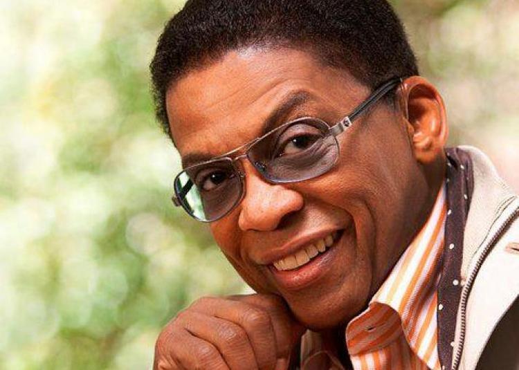 Herbie Hancock à Lyon