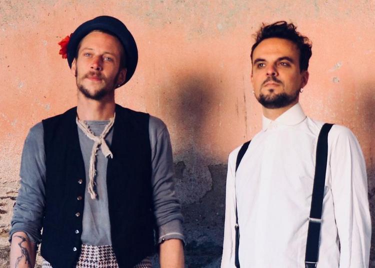 Heron & Duval  | Groove de pioche et Blues indomptable - Nantes à La Chapelle Basse Mer