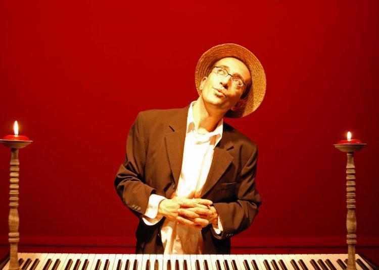 Pianoman (l'original de l'imitation) à La Redorte