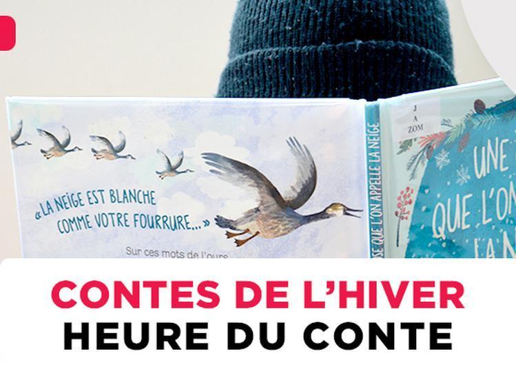 Heure Du Conte - Conte De L'hiver à Tinqueux