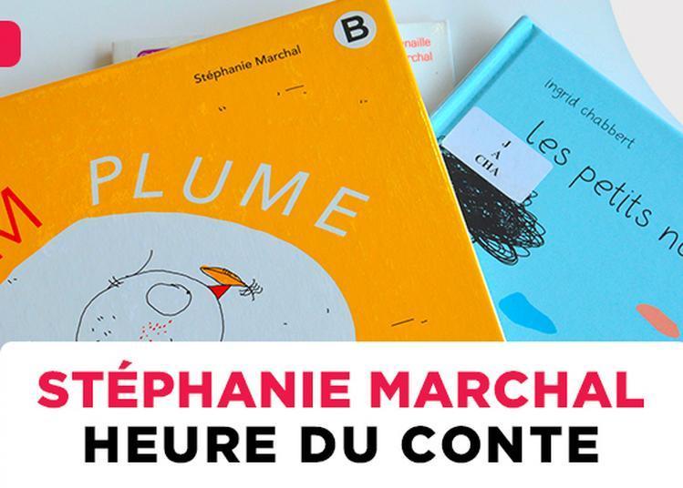 Heure Du Conte Autour Des Oeuvre De Stéphanie Marchal à Tinqueux