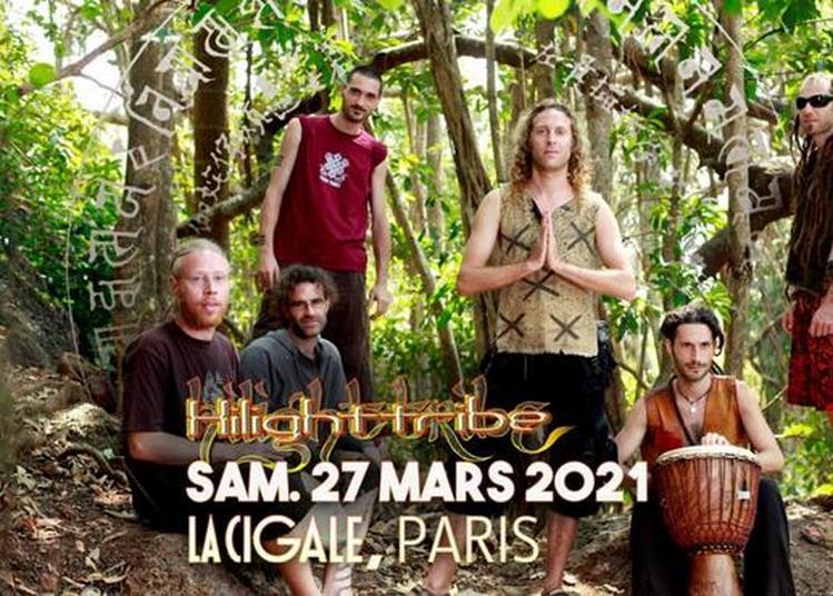 Hilight Tribe à Paris 18ème