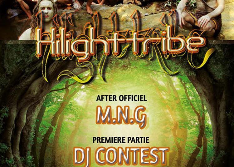 Hilight Tribe En Concert + Guests à Marseille
