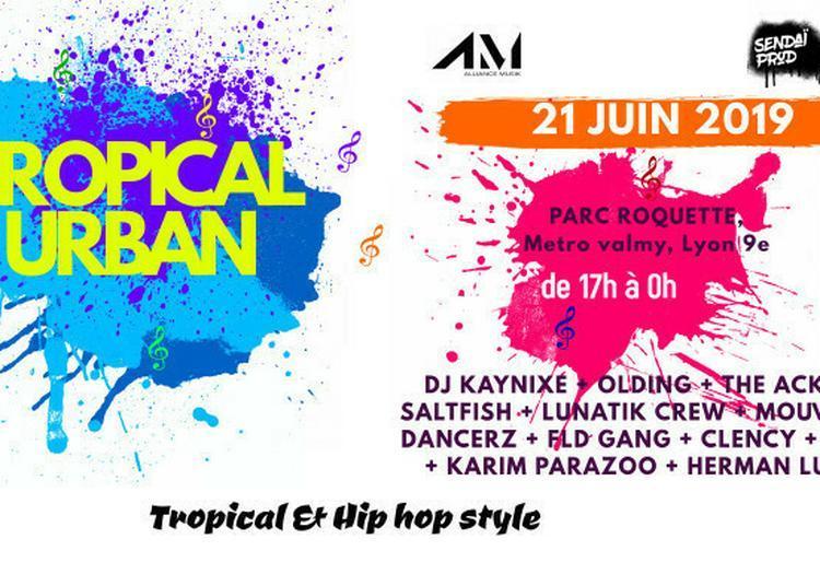 Hip Hop Et Rythmes Des Caraïbes ! à Lyon
