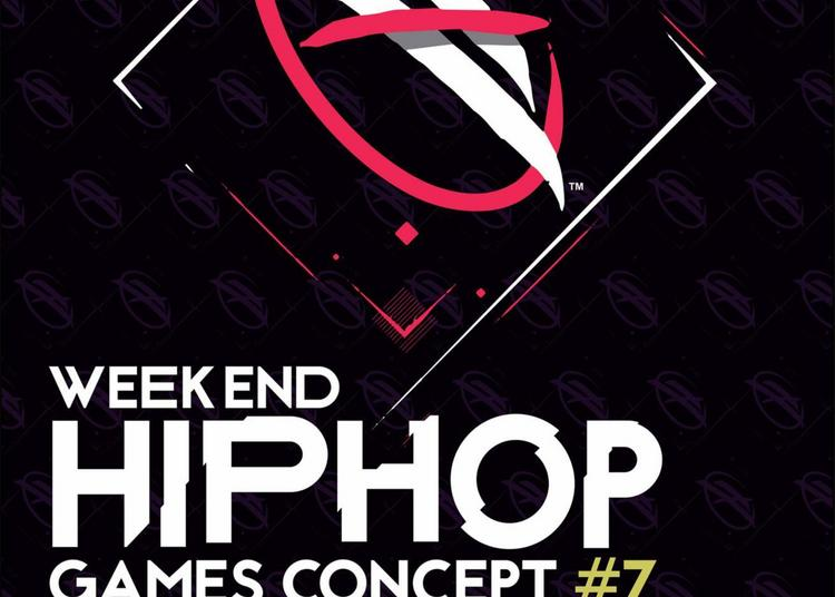 Hip Hop Games Concept' Final Tour 2017 à Lille
