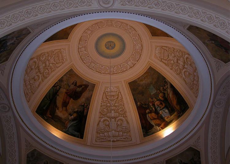 Histoire Contée De La Paroisse Et De L'église Saint-pierre-aux-liens. à La Giettaz