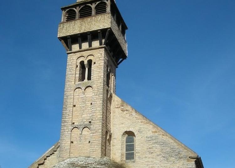 Histoire De La Restauration De L'église Saint-antoine À Laizé à Laize