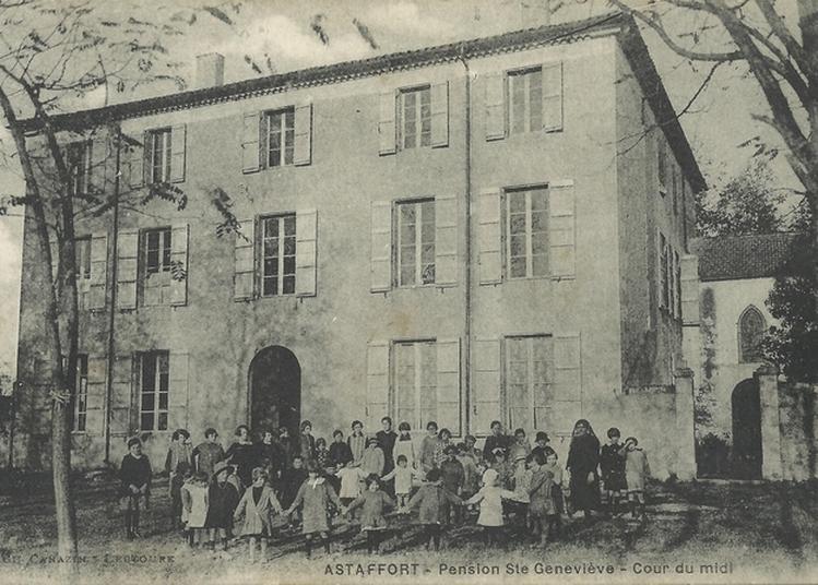 Histoire Des Maisons D'école D'astaffort à Astaffort