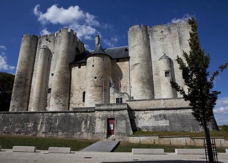 Histoire Et Architecture Du Donjon De Niort
