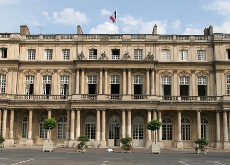 Histoire Et Devenir Du Palais Du Gouvernement à Nancy