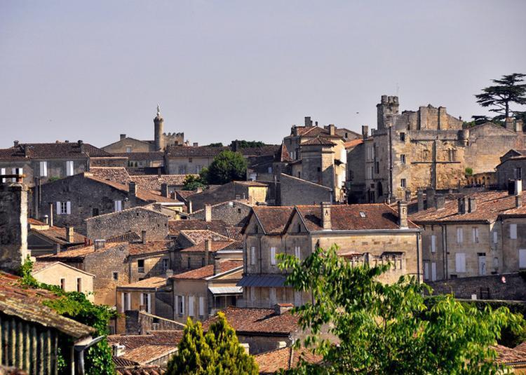 Histoire Et Petites Hystoires Au Moyen-âge à Saint Emilion