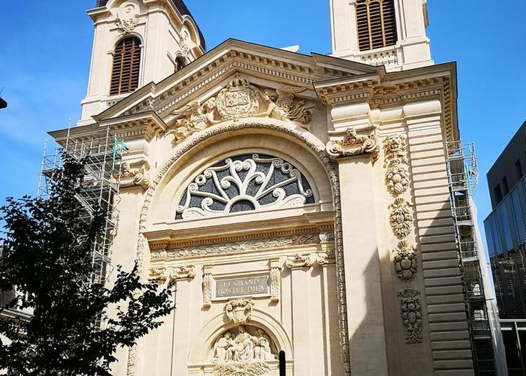 Histoire Et Restaurations De La Chapelle De L'hôtel-dieu à Lyon