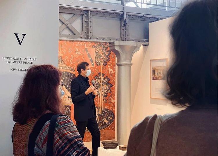 Histoire Naturelle De L'architecture - Rencontre Avec Philippe Rahm à Paris 4ème
