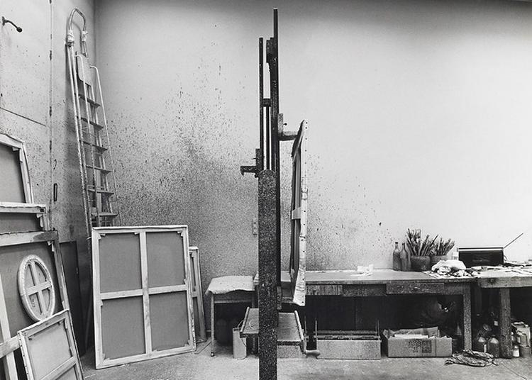 Histoires D'ateliers, De Courbet À Soulages, Photographies De Vincent Knapp à Ornans