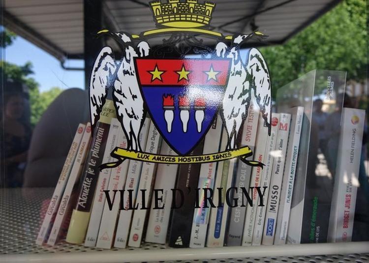 Histoires D'eau À La Boite À Lire De Dunand à Irigny