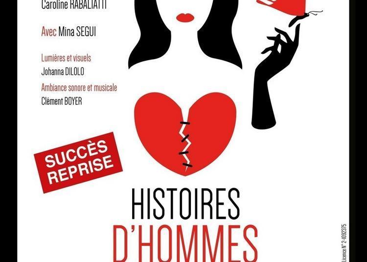 Histoires D'hommes à Paris 11ème