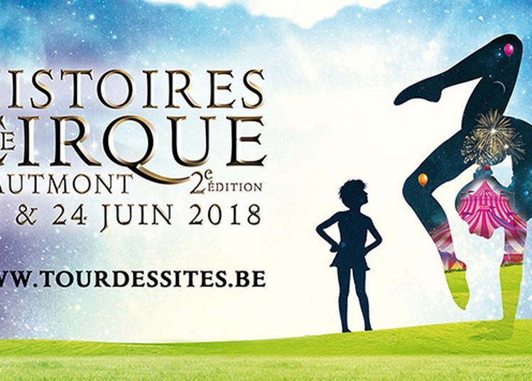 Histoires de Cirque 2018 à Hautmont