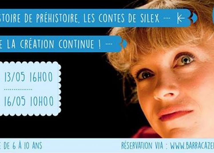 Histoires de préhistoire - Cie la création continue à Lille