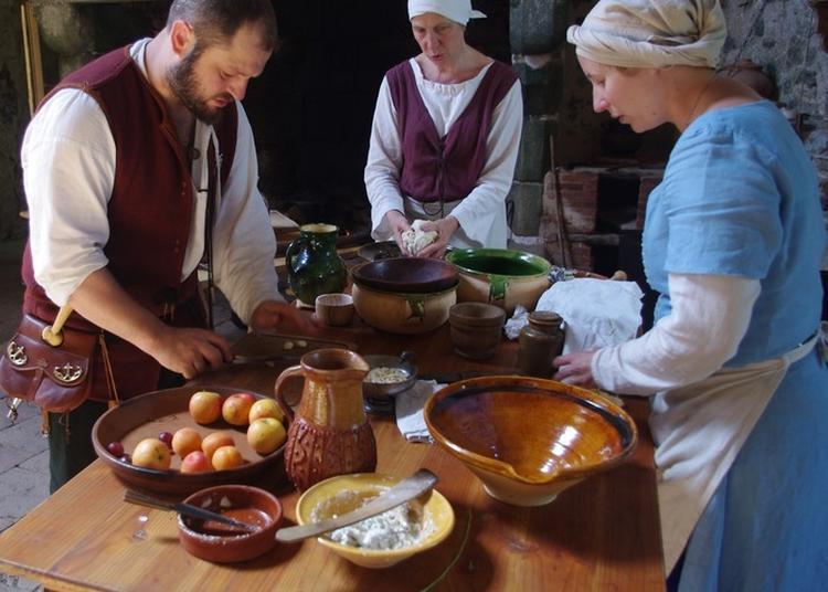 Histoires De Table Du Moyen-âge à Saint Andre sur Sevre