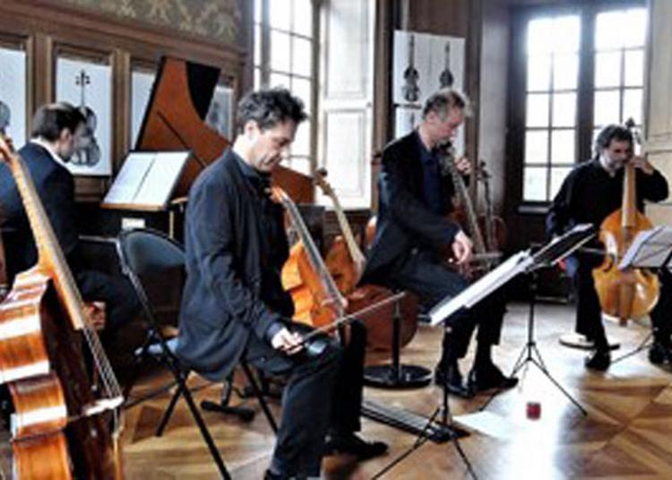 Histoires De Violoncelles à Paris 17ème