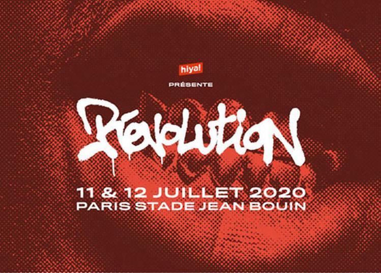 Hiya! Festival Revolution 2020 billet journée à Paris 16ème