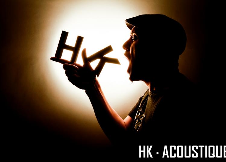 Apéro concert - HK acoustique à Uckange