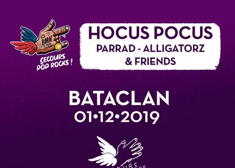 Hocus Pocus à Paris 11ème