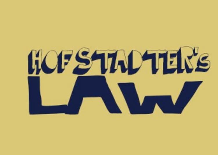 Hofstadter's Law à Blagnac