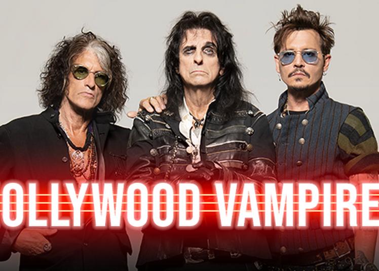 Hollywood Vampires à Paris 9ème