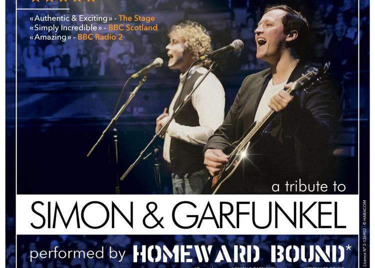 Homeward Bound, A Tribute To Simon And Garfunkel à Paris 18ème