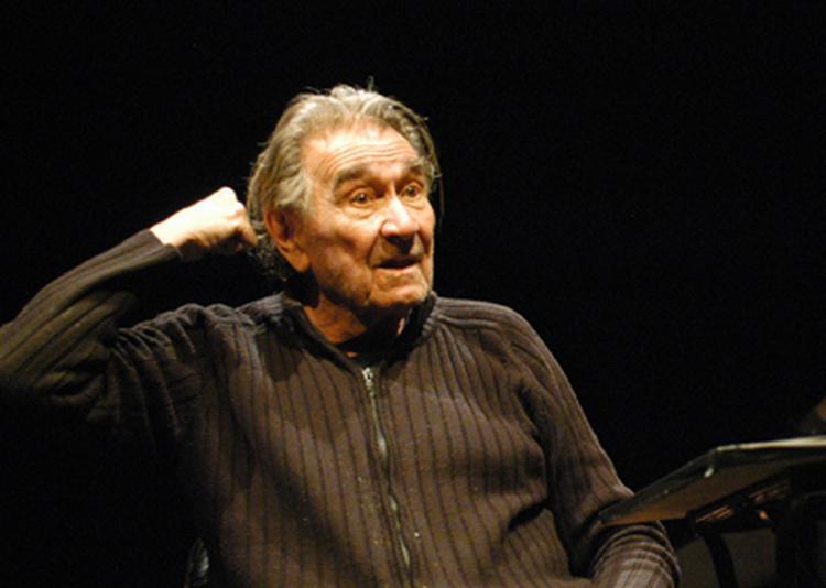 Hommage à Armand Gatti à Nantes