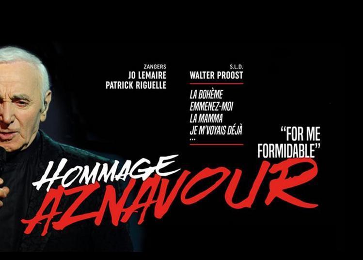 Hommage A Charles Aznavour à Sete