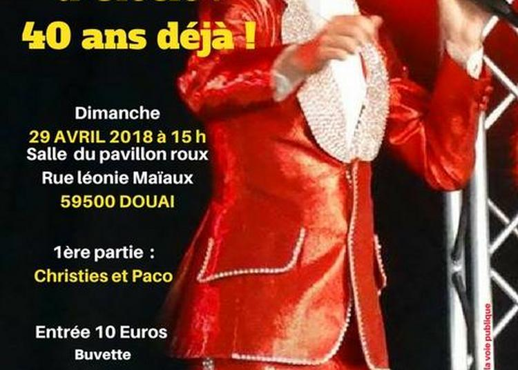 Hommage A Cloclo, 40 Ans Déjà ! à Douai