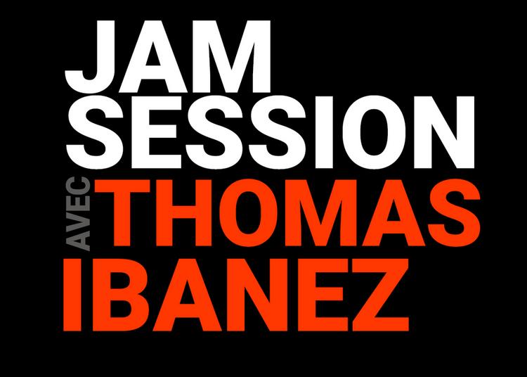 Hommage À Dexter Gordon Avec Thomas Ibanez + Jam Session à Paris 1er