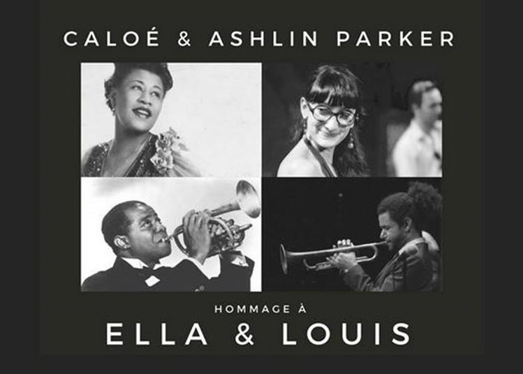 Hommage à Ella & Louis [Caloé invite Ashlin Parker] à Paris 4ème