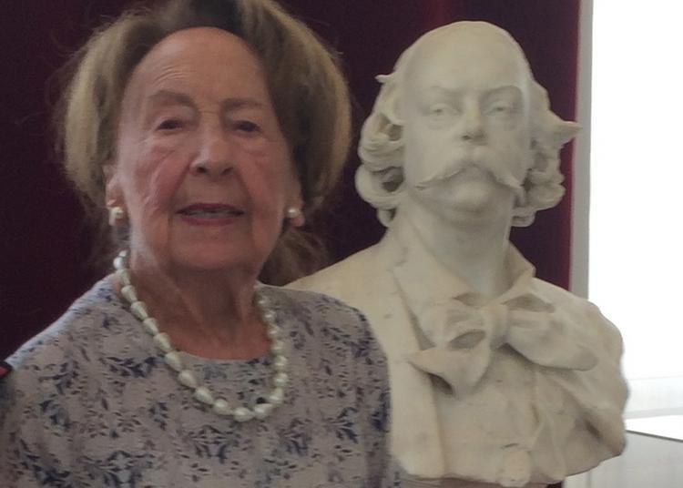 Hommage À Geneviève Petit à Rouen