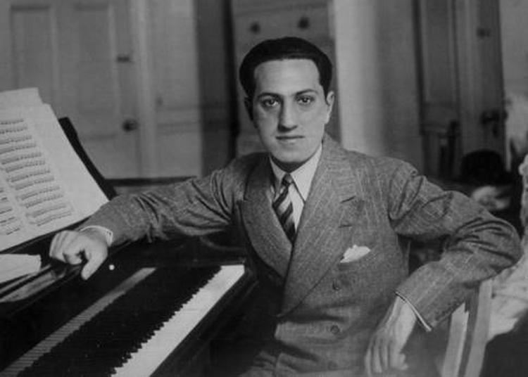 Hommage À George Gershwin Avec Laurent Epstein à Paris 1er