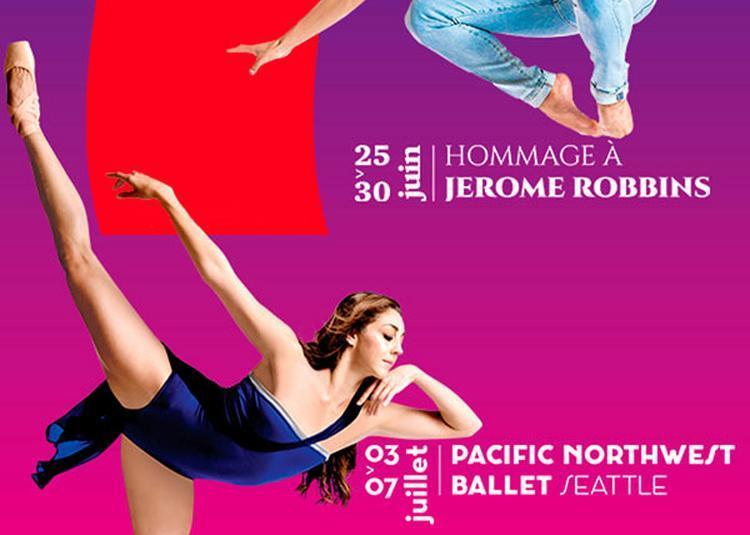 Hommage à Jérome Robbins Programme 2à Boulogne Billancourt du 28