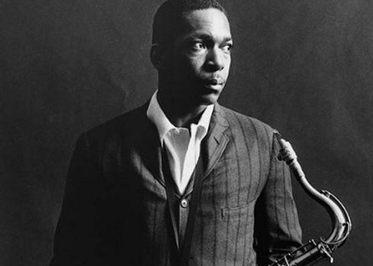 Hommage À John Coltrane Avec Michael Cheret + Vandojam à Paris 1er