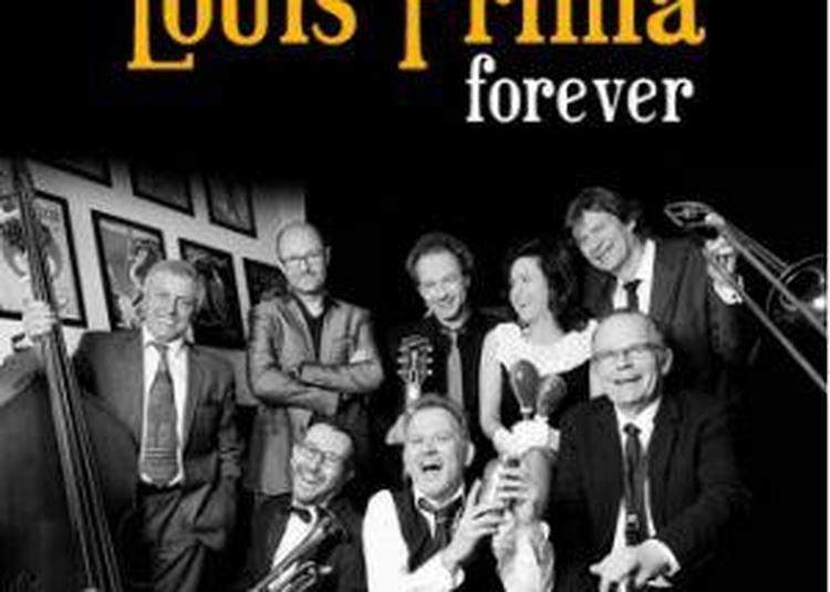 Hommage à Louis Prima à Le Blanc Mesnil