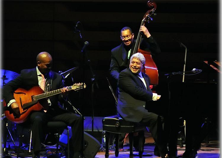 Hommage À Monty Alexander Avec Nicola Sabato Trio + Jam Session à Paris 1er