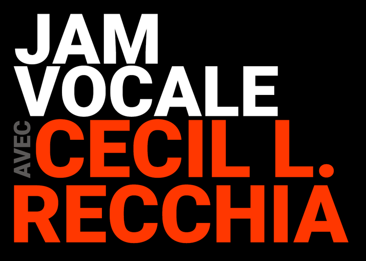 Hommage À Nat King Cole Avec Cecil Recchia + Jam Vocale à Paris 1er
