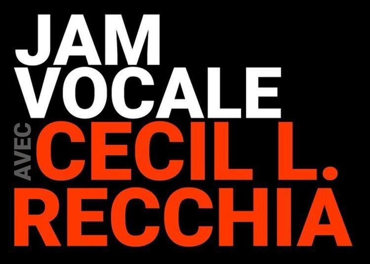 Hommage à Shirley Horn + Jam Vocale Avec Cecil L.Recchia à Paris 1er