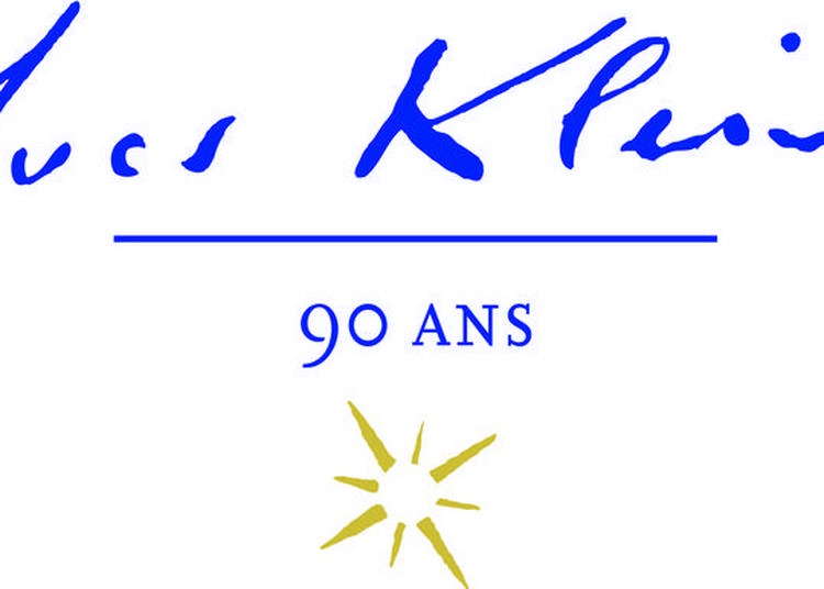 Hommage A Yves Klein à Nice