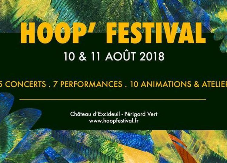 Chapelier fou - Hoop Festival à Excideuil le 10 août 2018
