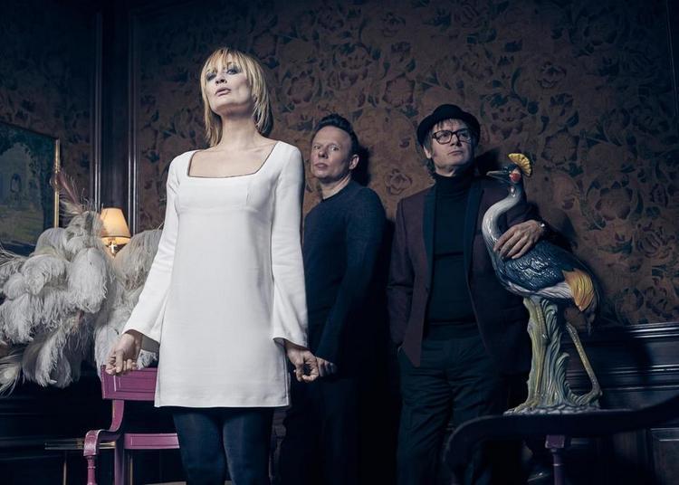 Hooverphonic en concert le 16 octobre 2021 à La Rodia // Besançon à Besancon